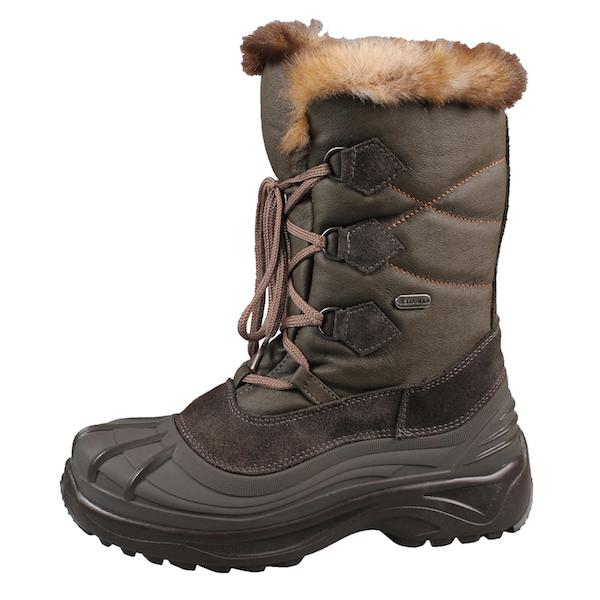 822a1731e2c Varme støvler med Ice system - Italiensk kvalitet > Køb Her <