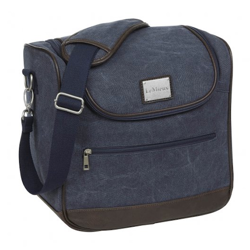 LeMieux Luxury Canvas Strigletaske - Navy