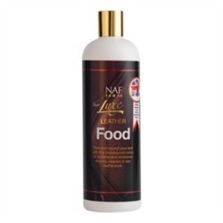 NAF Leather Food  - Sheer luxe 500 ml