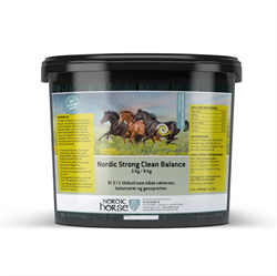 Nordic Horse Strong Clean Balance
