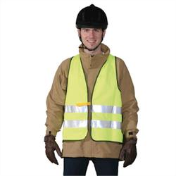 Fluorescerende Vest, One Size